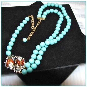 "Heidi Daus Simply ""Irresistible' Koi Fish Necklace"
